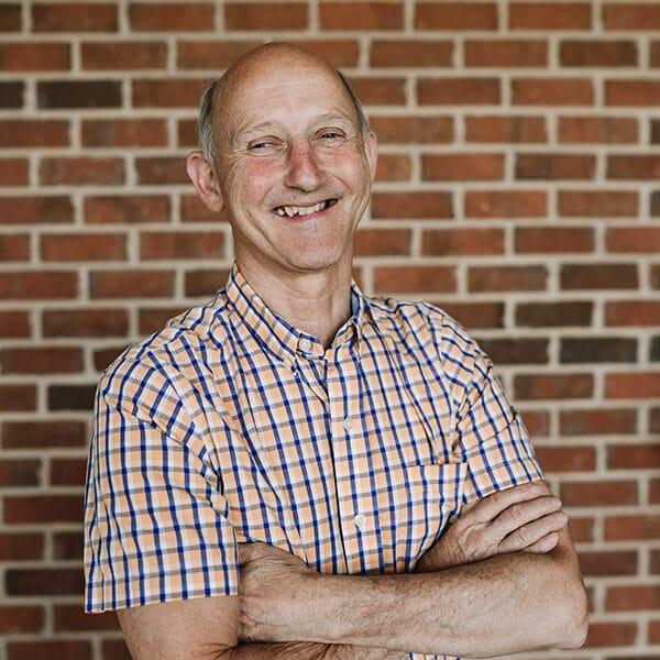 Dave Zimmerman Headshot
